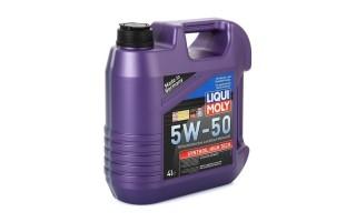 Моторное масло ликви моли 5в50*