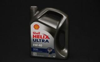 Масло моторное helix ultra diesel 5w40