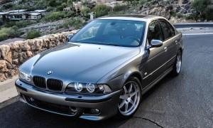 BMW e39: одна из последних легенд