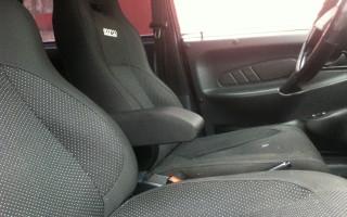 Ваз 2114 как поставить подлокотник на авто