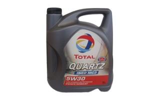 Моторное масло quartz ineo mc3 5w 30
