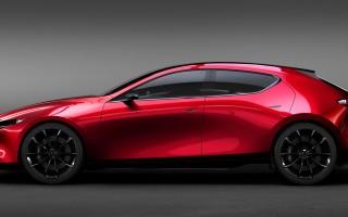Новая Mazda 3, премьера в Лос-Анджелесе