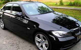 Замена ангельских глазок на BMW e90, пошагово с фото