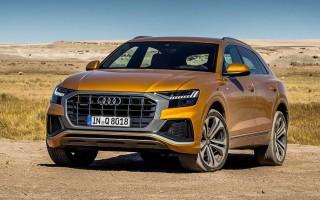 Audi Q8 производство в России