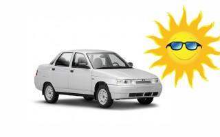 ВАЗ 2110: как устроена печка на автомобиле, возможные причины поломки