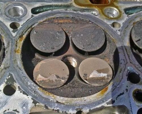 Как менять клапана на Приоре c 16 клапанным двигателем