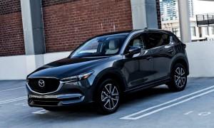 Mazda представила обновленный кросовер CX-5