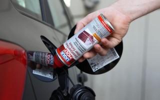 Присадка в бензин для очистки топливной системы
