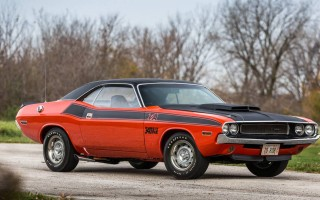 Dodge Challenger – американская легенда