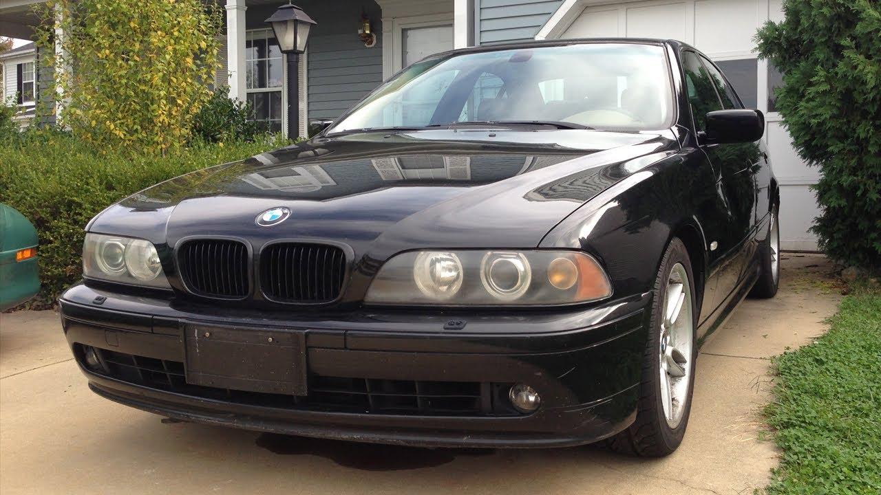 BMW E 39 рестаил