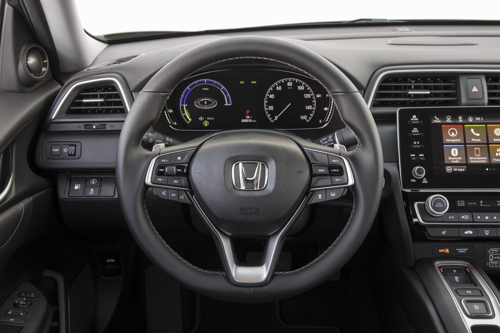 Новая Хонда Insight 2019