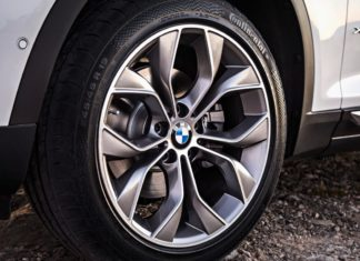 BMW X3 колесо