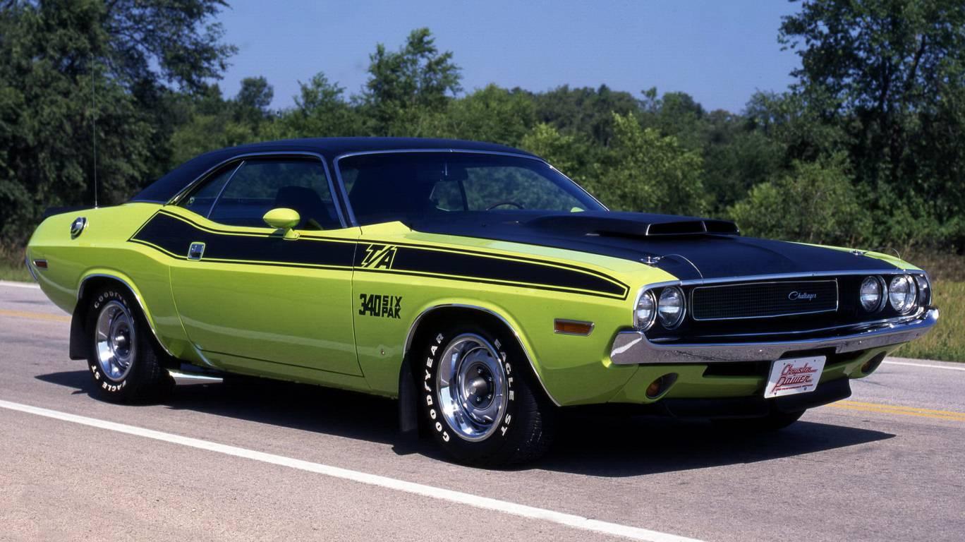 Dodge Challenger (E-body)