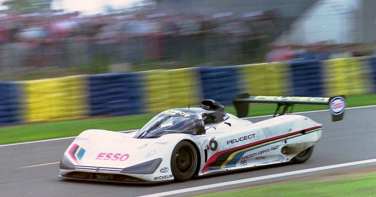 Peugeot 905 участие в гонках