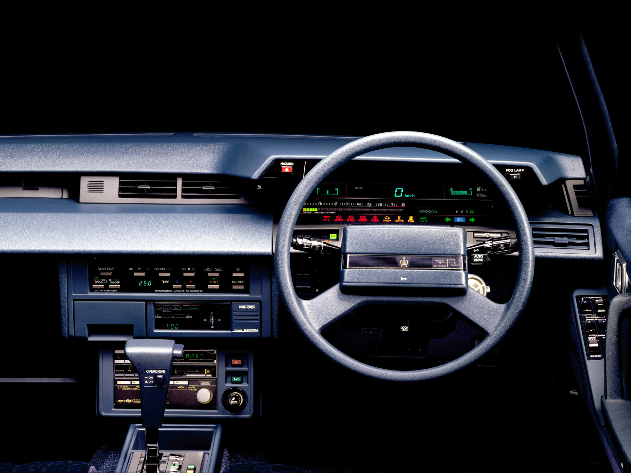 Панель приборов Toyota Crown S120