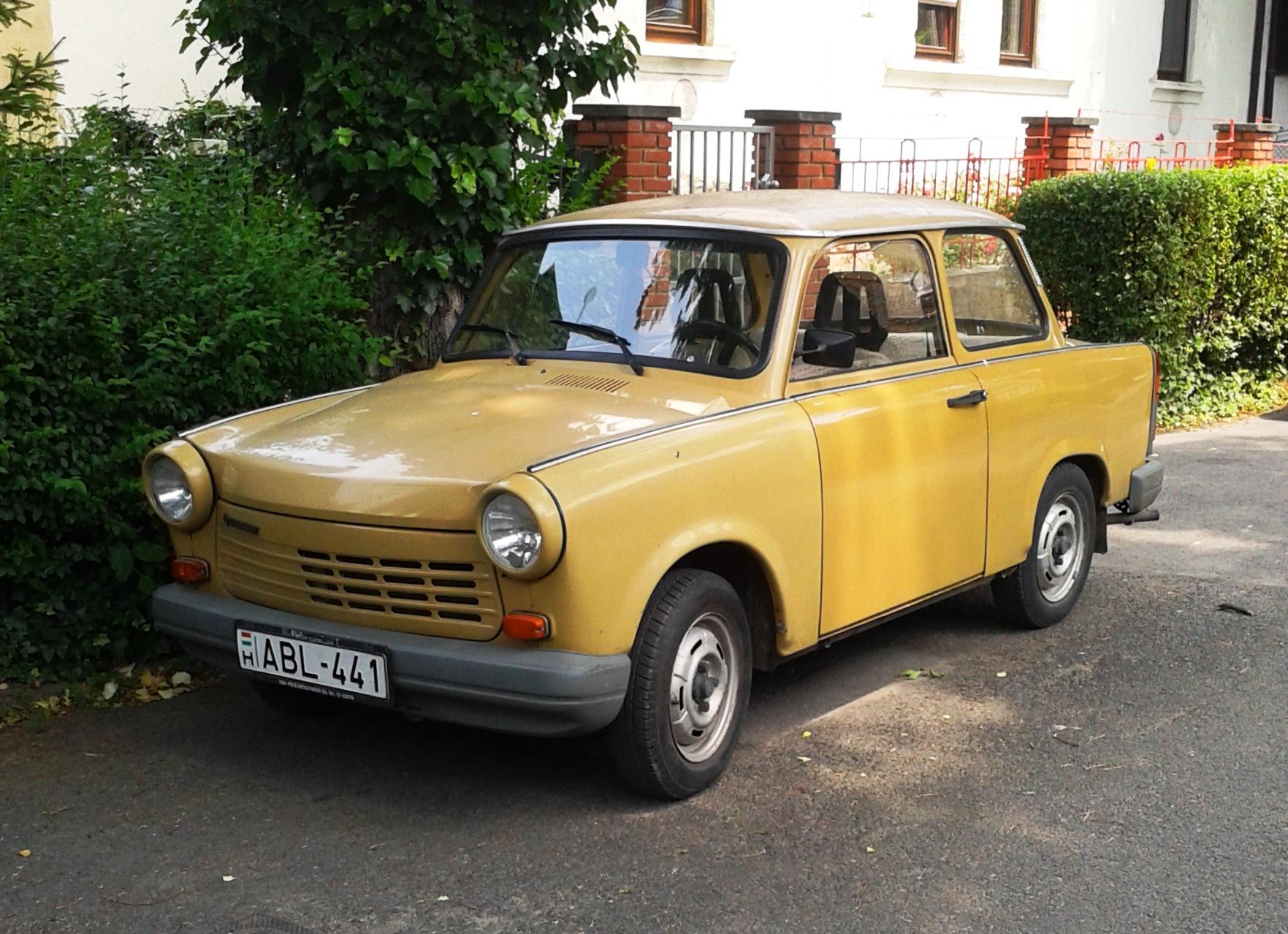 Модель Trabant 1.1