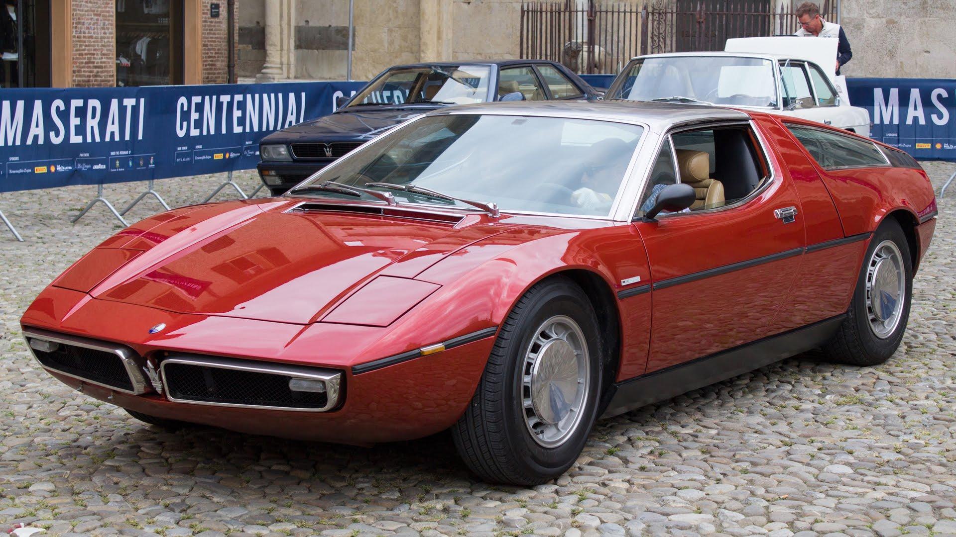 Maserati-bora