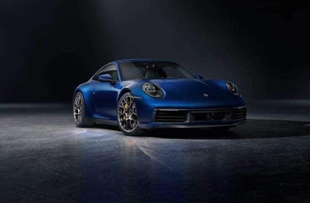 Новый Porsche 911Carrera 4S