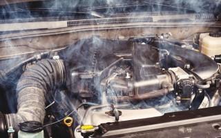 В пробках греется двигатель ваз 21124, причины, признаки перегретого двигателя, что делать