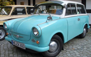 Trabant – Трабант немецкая малолитражка из прошлого века