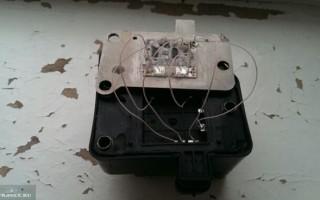 Проверка катушки зажигания ваз 2112 16 клапанов мультиметром
