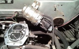 ВАЗ 2110 установка электропомпы на авто