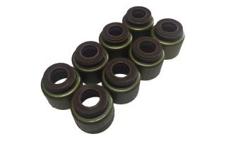 Замена маслосъёмных колпачков без снятия головки ваз 2112, 16 клапанов, пошаговая инструкция с фото