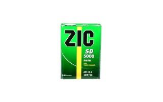 Масло моторное zic 5000 10w30. Характеристики