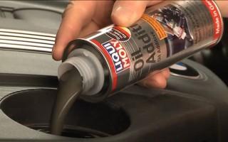 Присадки в моторное масло дизельных двигателей