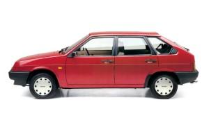 ВАЗ 2109 экспортная, фото и технические характеристики
