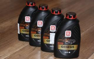 Масло моторное лукойл genesis fe 5w30, характеристики