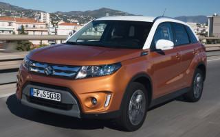 Suzuki представила обновленный Vitara