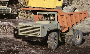 БелАЗ-540А, советский большегрузный самосвал