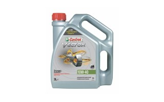 моторное масло Vecton от компании Castrol