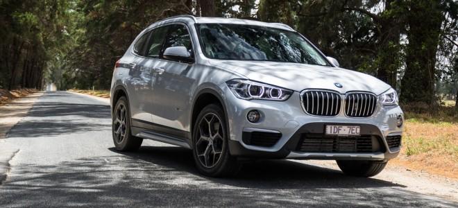 BMW x1 расход топлива на 100 км пути