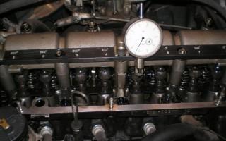 Последовательность регулировки клапанов на ваз 2106, подготовка и разборка, инструменты, последовательность
