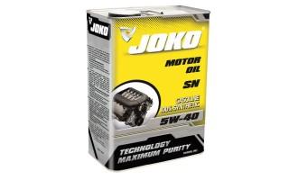Joko моторное масло родом из Кореи