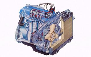 Двигатель автомобиля ВАЗ 2101. Технические характеристики, обслуживание, модернизация