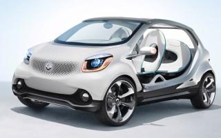 Автомобили SMART на электричестве