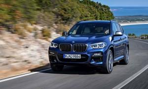 BMW x3 расход топлива на 100 км