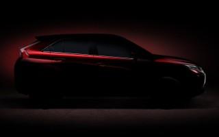 Mitsubishi рассекретила информацию о новом кроссвэне