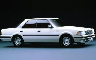 Toyota Crown S120 — японская гордость