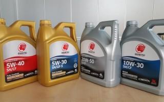 Идумицу моторное масло 5w30, характеристики