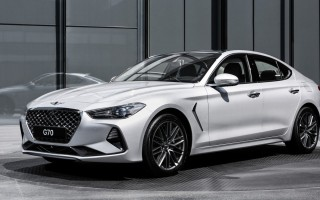 Hyundai Genesis G70 — производство в России