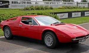 Maserati – итальянский жеребец