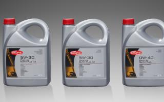 Delphi масло моторное, характеристики