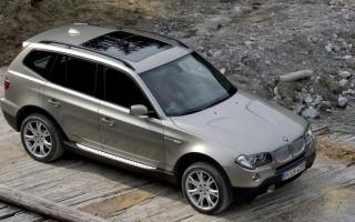 BMW x3 e83 замена лампы ближнего света, пошагово с фото