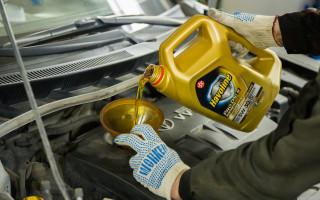 Замена масла в двигателе, как выбрать масло, как проходит процесс