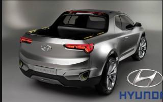 Пикап от Hyundai — возможно в 2021 году