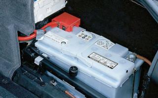 Как защитить аккумулятор от кражи на ваз 2107